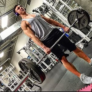 Josh Brueckner fitness