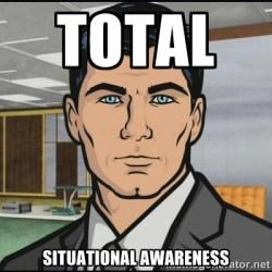 Archer situational awareness
