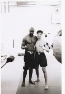 muay thai fitness first