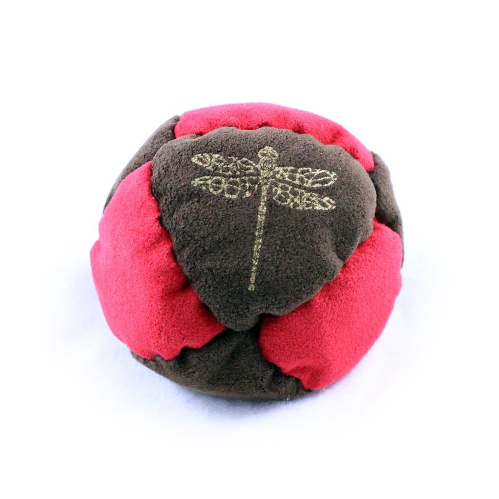 What is in a hacky sack?