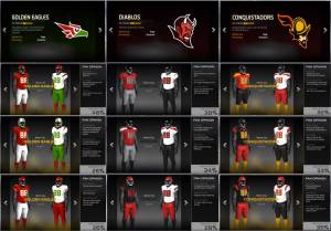 Madden 16 Relocation Teams