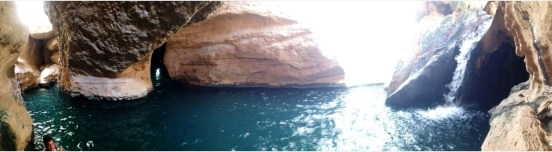 Wadi Shab Panormamic by: Michael Helfrick