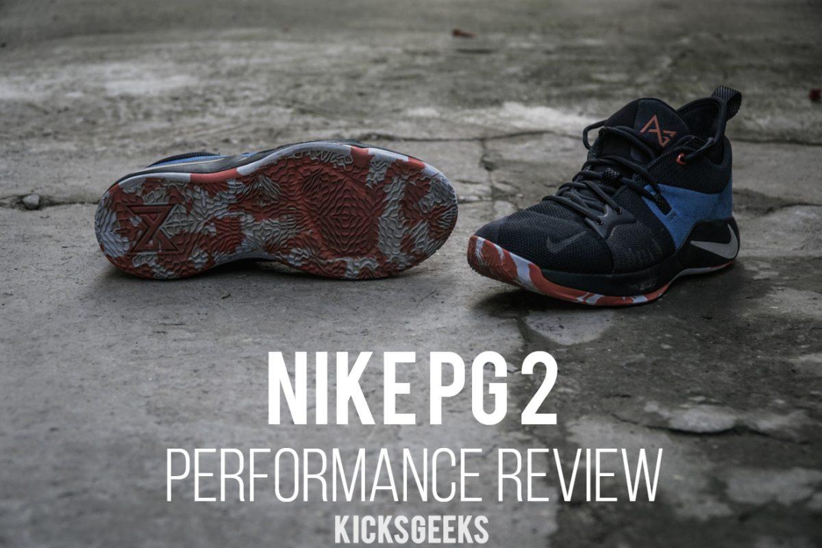 premium selection 240c1 e1b19 Đánh giá chi tiết Nike PG 2 - KicksGeeks