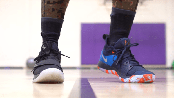 NIKE PG 2.5 PERFORMANCE REVIEW