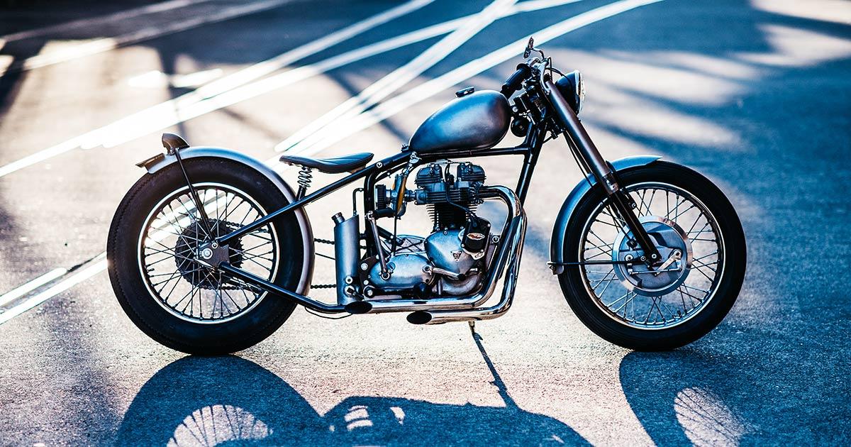 C Seven Deus Nails The Vintage Triumph Bobber Bike Exif