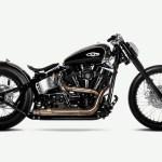 Custom Heritage Softail One Way Machine S Quartermile Bike Exif