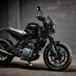 Put Up Your Dukes A Ktm 390 Custom From Ellaspede Bike Exif
