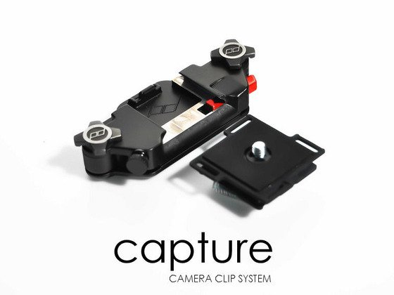 Capture Camera Clip System: The perfect mix of product and passion.