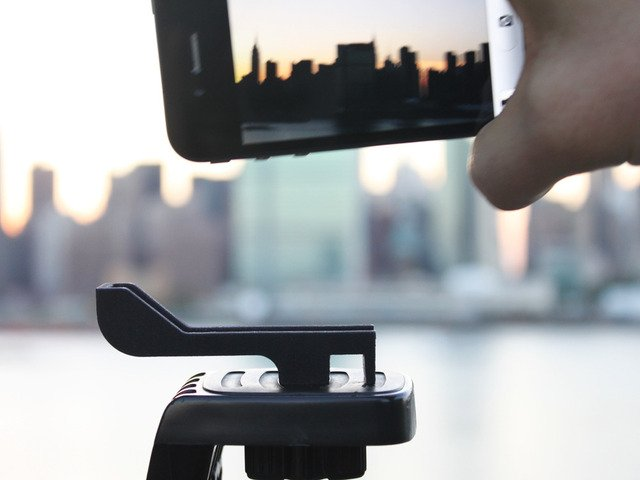 Glif an iPhone Tripod Mount: The design project that started a revolution.