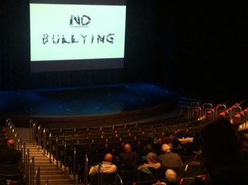 "Lesa's ""No Bullying"" photo"