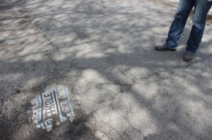 From potholes to art