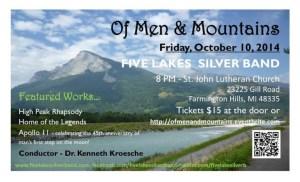 Five Lakes Silver Band