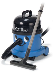 Charley wet and dry vacuum