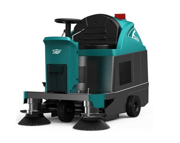 TVX TS1300 Ride-On Floor Sweeper