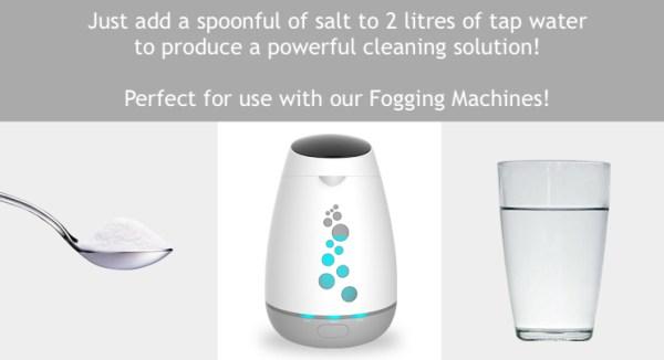 Disinfectant Solution Generating Machine (Sodium Hypochlorite) – 2.5 Litres