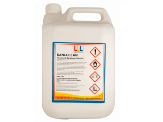 SANI-CLEAN – Cleaning and Sanitising Solution LR-900(5 Litres)
