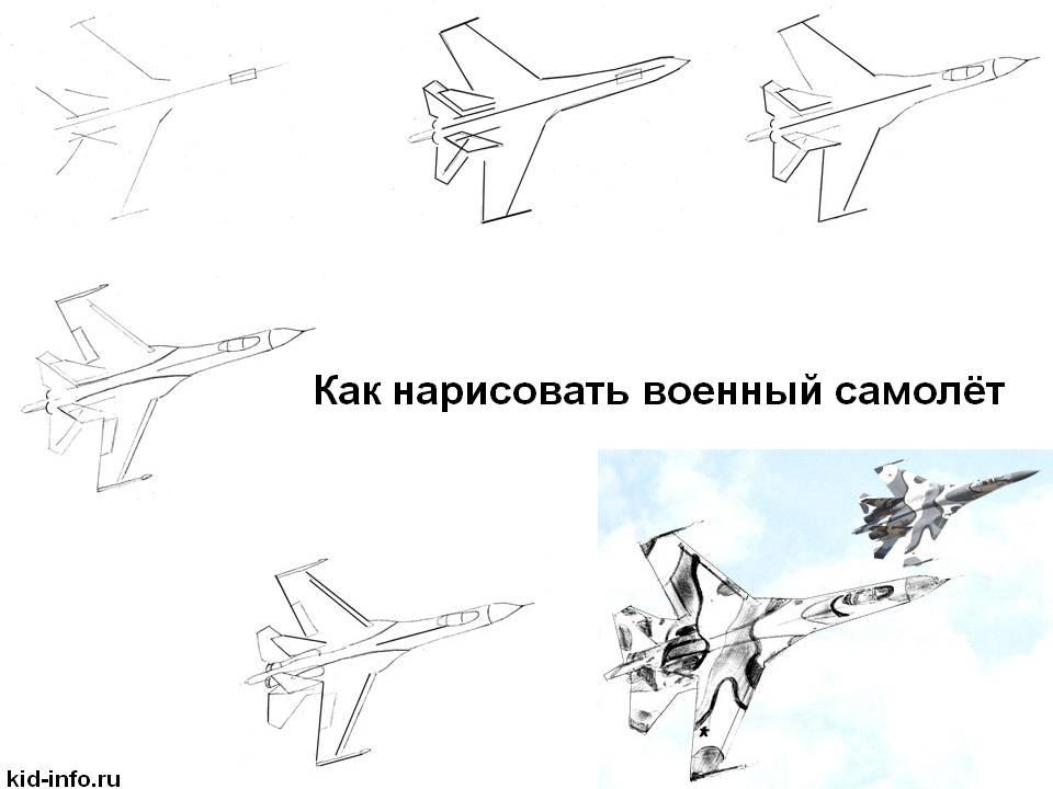 Πώς να σχεδιάσετε ένα στρατιωτικό αεροπλάνο