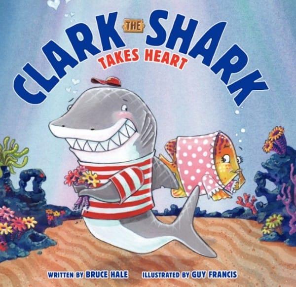clark-the-shark-takes-heart-mcdonalds-happy-meal-books