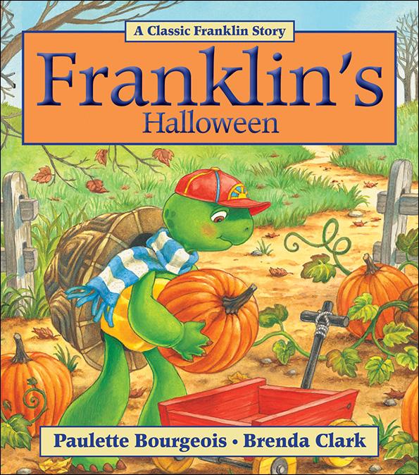 franklins-halloween-mcdonalds-happy-meal-books-canada