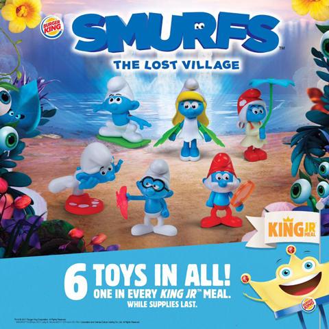 october-2017-smurfs-the-lost-village-burger-king-jr-toys-list
