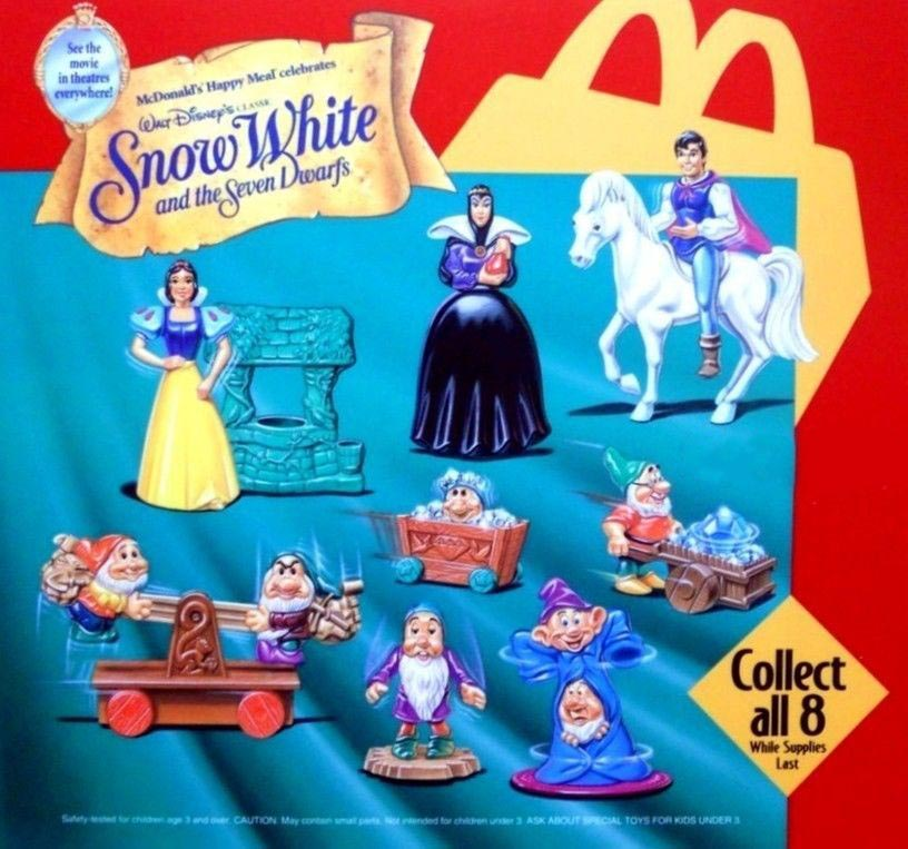 1993-snow-white-poster-mcdonalds-happy-meal-toys