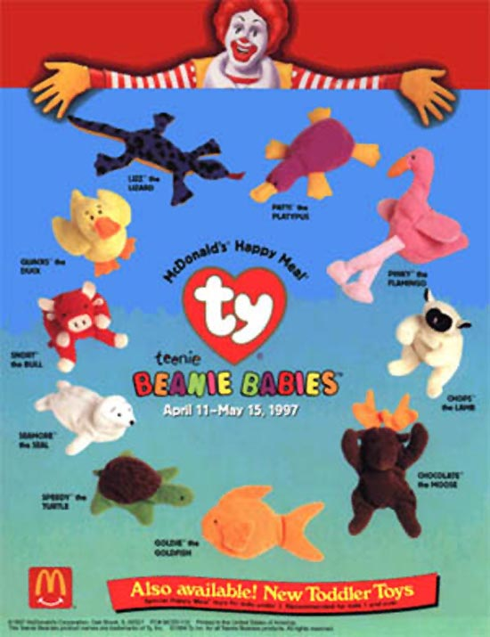 1997-teenie-beanie-babies-mcdonalds-happy-meal-toys
