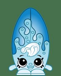 Syd Surfboard #8-130 - Shopkins Season 8 - Aussie Adventures