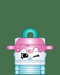 Scooty Skiddo #8-239 - Shopkins Season 8 - Bag Charms