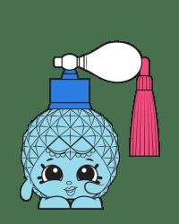Petite Perfume #8-006 - Shopkins Season 8 - French Adventure Team