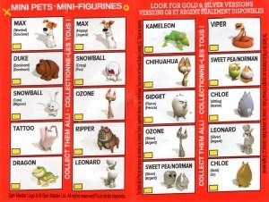 the-secret-life-pets-series-2-mini-pets-collectible-figure-blind-pack-list-checklist