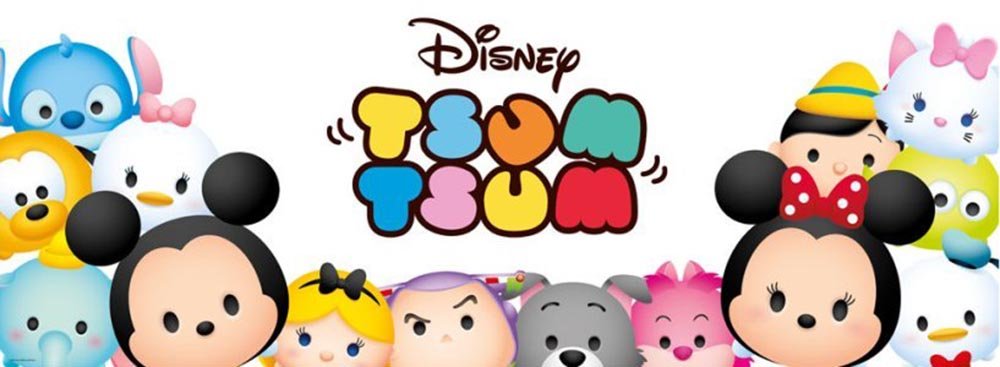 Disney Tsum Tsum Series 5 Collection List Checklist