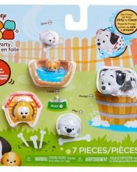 Disney Tsum Tsum Puppy Party 7 Piece Set