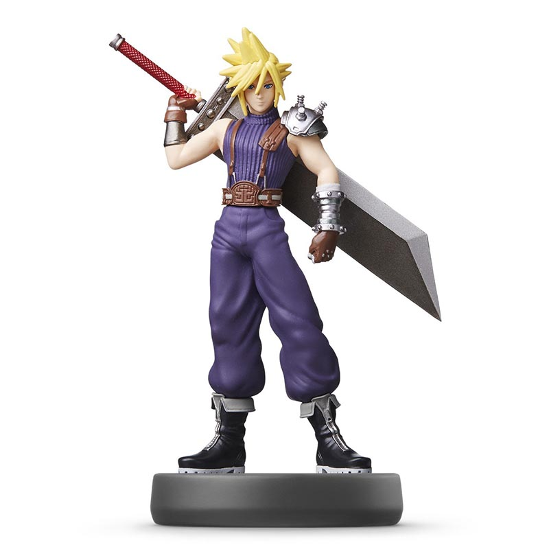 nintendo-amiibo-super-smash-bros-cloud