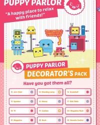 Shopkins Happy Places Season 2 - Puppy Parlor List / Checklist