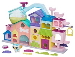 Littlest Pet Shop Pet Ultimate Apartments Series