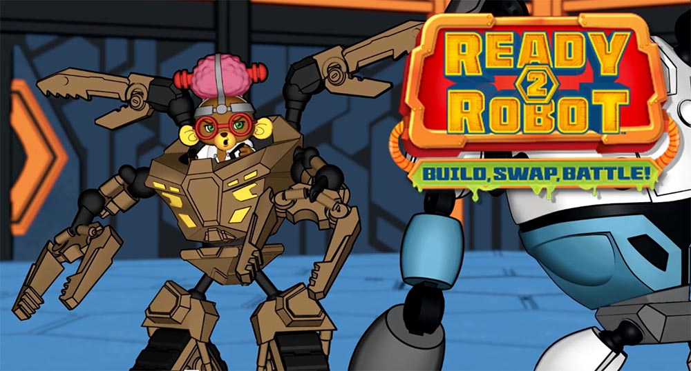 Ready 2 Robot Bot Brawlers Mystery Pack List Of Characters