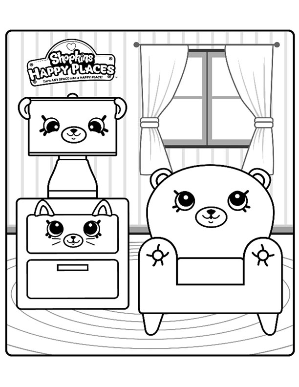 McDonald's Happy Meal Coloring and Activity Sheets