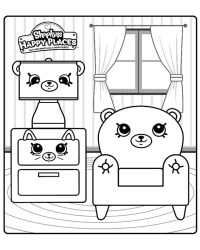happy meal coloring pages | McDonald's Happy Meal Coloring and Activity Sheets – Kids Time