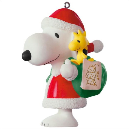hallmark christmas ornaments 2017 qxi3285 spotlight on snoopy 20th anniversary
