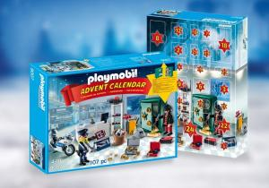 9007 Advent Calender Jewel Thief Police Operation