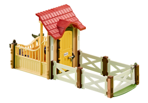 Playmobil Country - 6533 Stable Extension for the Horse Farm