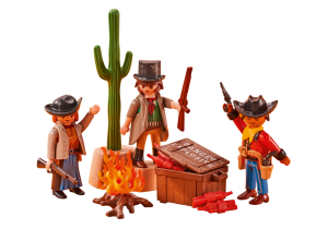 Playmobil Country - 6546 Western Bandits