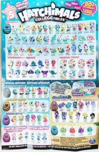 Hatchimals Colleggtibles Season 5 Checklist List Collectors Guide
