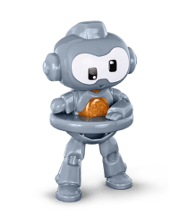 McDonald's Happy Meal Toys – March 2019 – Discovery Toys Robots