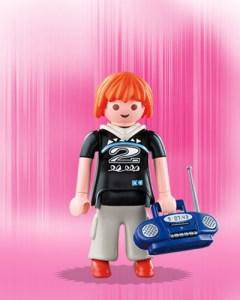 Playmobil Figures Series 1 Girls - Teenage Girl
