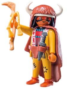 Playmobil Figures Series 11 Boys - Indian Healer