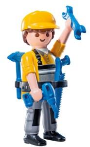 Playmobil Figures Series 11 Boys - Repairman