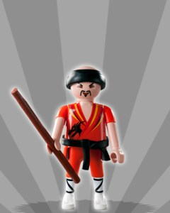 Playmobil Figures Series 3 Boys - Ninja