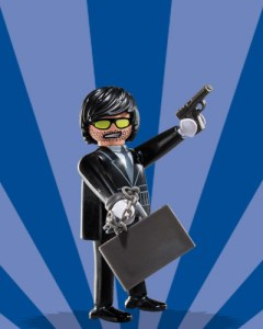 Playmobil Figures Series 6 Boys - Secret Agent