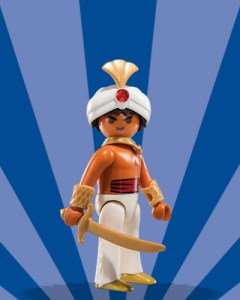 Playmobil Figures Series 6 Boys - Simbad